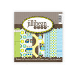 Jillibean Soup - Spotted Owl Soup Collection - 6 x 6 Paper Pad