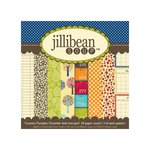 Jillibean Soup - County Pumpkin Chowder Collection - 6 x 6 Paper Pad