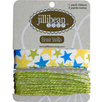 Jillibean Soup - Bean Stalks Collection - Ribbon - Stars