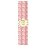 Jillibean Soup - Party Playground Collection - Paper Straws - Cotton Candy Pink Floral