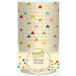 Jillibean Soup - Party Playground Collection - Treat Cups - Multi Triangle