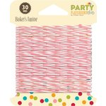 Jillibean Soup - Party Playground Collection - Bakers Twine - Cotton Candy Pink