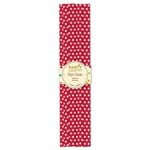 Jillibean Soup - Party Playground Collection - Paper Straws - Red Hot Red Dot