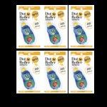 Kokuyo - Dot n Roller Adhesive - Repositionable - Refill 6 Pack Bargain Pack