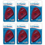 3L Scrapbook Adhesives - E-Z Runner Permanent Tape - The 6 Pack Bargain Pack