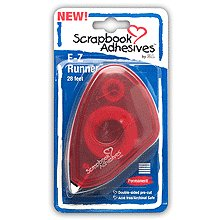 3L Scrapbook Adhesives - E-Z Runner - Permanent