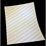 J and V Enterprises - Tacky Tear Tape - 8.5 x 11 Sheet