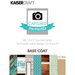 Kaisercraft - Captured Moments Collection - 3 x 4 Cards - Basecoat