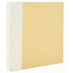 Kaisercraft - Captured Moments Collection - 6 x 8 D-Ring Album - Cream