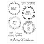 Kaisercraft - North Pole Collection - Christmas - Clear Acrylic Stamp