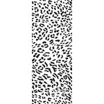 Kaisercraft - Into The Wild Collection - Texture - Clear Acrylic Stamp - Cheetah