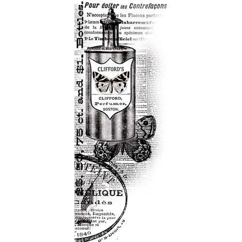 Kaisercraft - Texture - Clear Acrylic Stamp - Perfume
