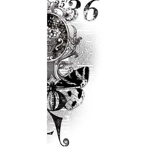 Kaisercraft - Texture - Clear Acrylic Stamp - 36