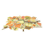 Kaisercraft - Tiny Woods Collection - Collectables - Die Cut Cardstock Pieces