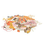 Kaisercraft - Tigerlilly Collection - Collectables - Die Cut Cardstock Pieces