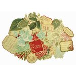 Kaisercraft - Just Believe Collection - Christmas - Collectables - Die Cut Cardstock Pieces