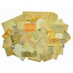 Kaisercraft - Timeless Collection - Collectables - Die Cut Cardstock Pieces - Tags