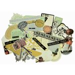 Kaisercraft - Pickled Pear Collection - Collectables - Die Cut Cardstock Pieces