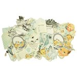 Kaisercraft - Bundle of Joy Collection - Collectables - Die Cut Cardstock Pieces - Boy