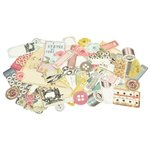 Kaisercraft - Needle and Thread Collection - Collectables - Die Cut Cardstock Pieces