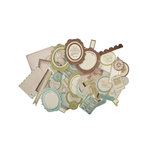 Kaisercraft - Heirloom Collection - Collectables - Die Cut Cardstock Pieces