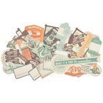 Kaisercraft - Outdoor Trail Collection - Collectables - Die Cut Cardstock Pieces