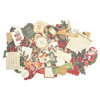 Kaisercraft - Yuletide Collection - Christmas - Collectables - Die Cut Cardstock Pieces