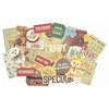 Kaisercraft - Teddy Bears Picnic Collection - Collectables - Die Cut Cardstock Pieces