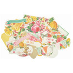 Kaisercraft - Tropical Punch Collection - Collectables - Die Cut Cardstock Pieces