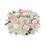 Kaisercraft - All That Glitters Collection - Collectables - Die Cut Cardstock Pieces