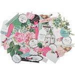 Kaisercraft - Oh So Lovely Collection - Collectables - Die Cut Cardstock Pieces