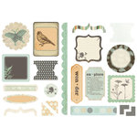 Kaisercraft - Secret Bird Society Collection - Die Cuts, CLEARANCE