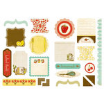 Kaisercraft - Nan's Favourites Collection - Die Cuts - Elements