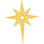 Kaisercraft - Decorative Dies - Fancy Star