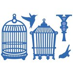 Kaisercraft - Decorative Dies - Birds and Cages