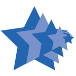 Kaisercraft - Decorative Dies - Nesting Stars