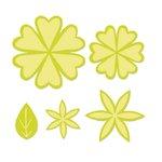Kaisercraft - Decorative Dies - Layered Flowers