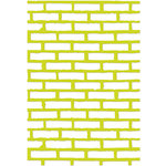 Kaisercraft - Decorative Dies - Bricks C6