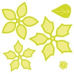 Kaisercraft - Decorative Dies - Layered Poinsettia