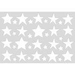 Kaisercraft - Decorative Dies - Card Creations - Stars Cardfront