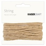 Kaisercraft - String - Natural