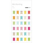 Kaisercraft - Pop Collection - Mini Bunting