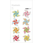 Kaisercraft - Pop Collection - Pinwheels