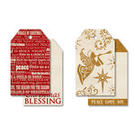Kaisercraft - Holy Night Collection - Christmas - Tags