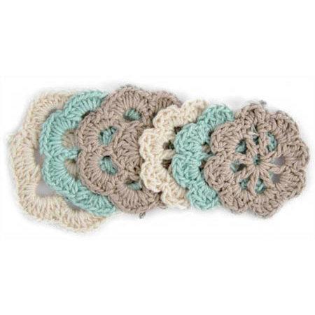 Kaisercraft - Mini Crochet Doilies - Vintage