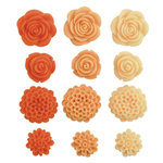 Kaisercraft - Blossoms - Resin Flowers - Dahlia
