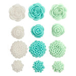 Kaisercraft - Blossoms - Resin Flowers - Bluebell