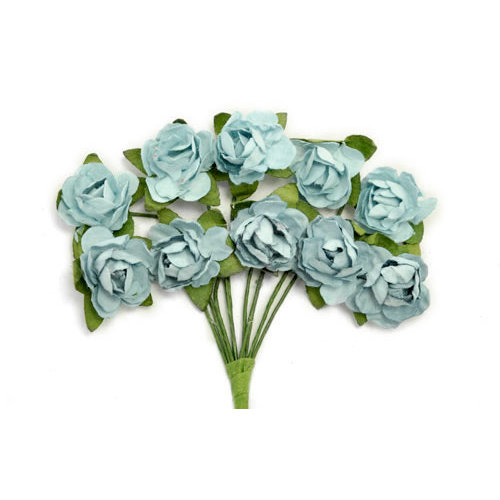 Kaisercraft - Paper Blooms - Mini - Flowers - Iceberg