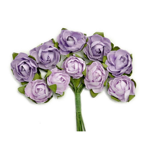 Kaisercraft - Paper Blooms - Mini - Flowers - Amethyst