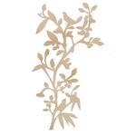 Kaisercraft - Flourishes - Die Cut Wood Pieces - Bird Branch